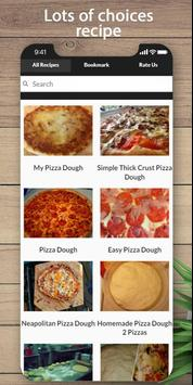 The best Pizza Dough Recipe poster