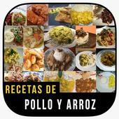 Las mejores recetas de pollo y arroz icon