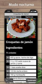 La receta de jamón más deliciosa screenshot 4