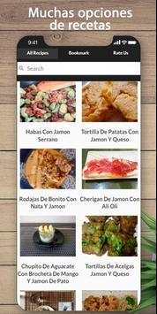 La receta de jamón más deliciosa poster
