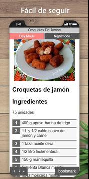 La receta de jamón más deliciosa screenshot 3