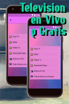 Ver Tv En Vivo Gratis En Español Todo Canales Guia screenshot 2