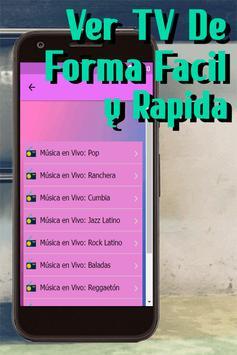 Ver Tv En Vivo Gratis En Español Todo Canales Guia screenshot 3