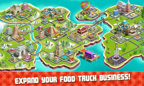 Food Truck Chef™: Cooking Game स्क्रीनशॉट 1