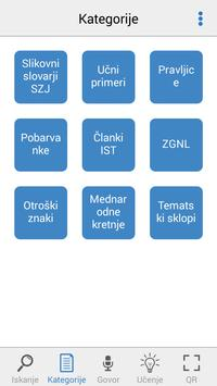 Slovar SZJ screenshot 1