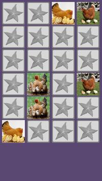Hen Memory Game Screenshot 1