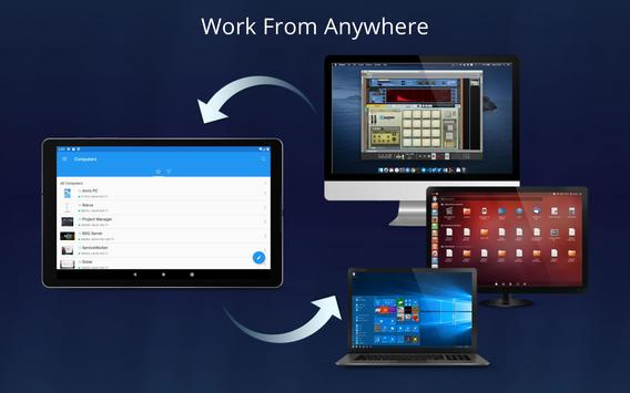 Remotix VNC, RDP, NEAR (Remote Desktop) 截图 14