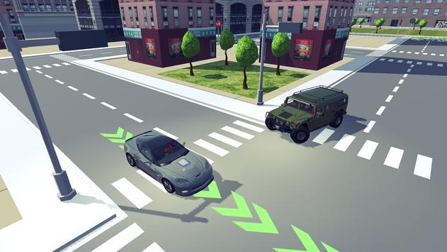 Driving School Simulator 2020 تصوير الشاشة 5