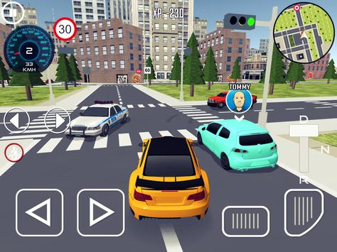Driving School Simulator 2020 تصوير الشاشة 7
