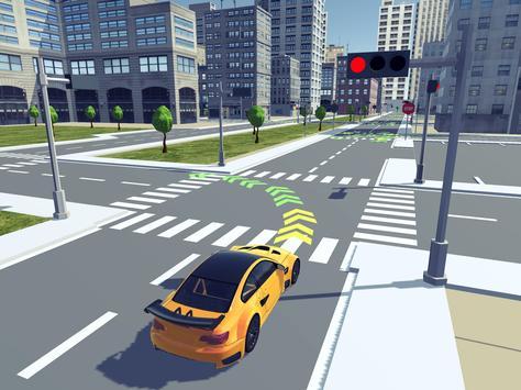 Driving School Simulator 2020 تصوير الشاشة 8