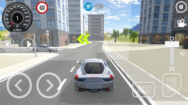 Poster Scuola Guida 3D