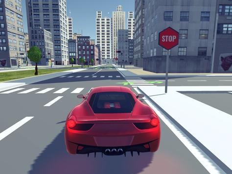 Driving School Simulator 2020 تصوير الشاشة 11