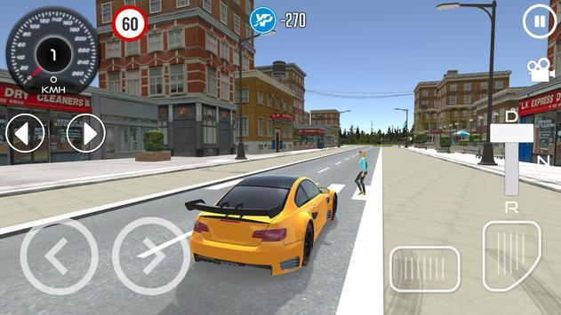 Driving School Simulator 2020 تصوير الشاشة 2