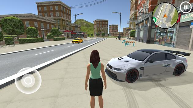 Driving School Simulator 2020 تصوير الشاشة 3