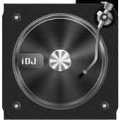 iDjing Scratch Mix - VirtualDJ Numark icon