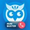 Who calls Caller name id, Safe calls SMS Blacklist ikona