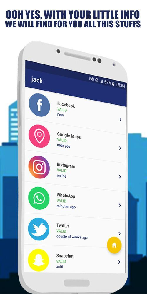 Mobile Number Locator , tracker & call blocker for Android - APK