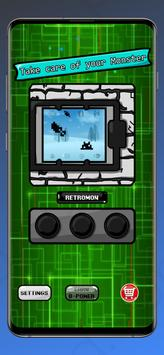 RetroMon screenshot 1