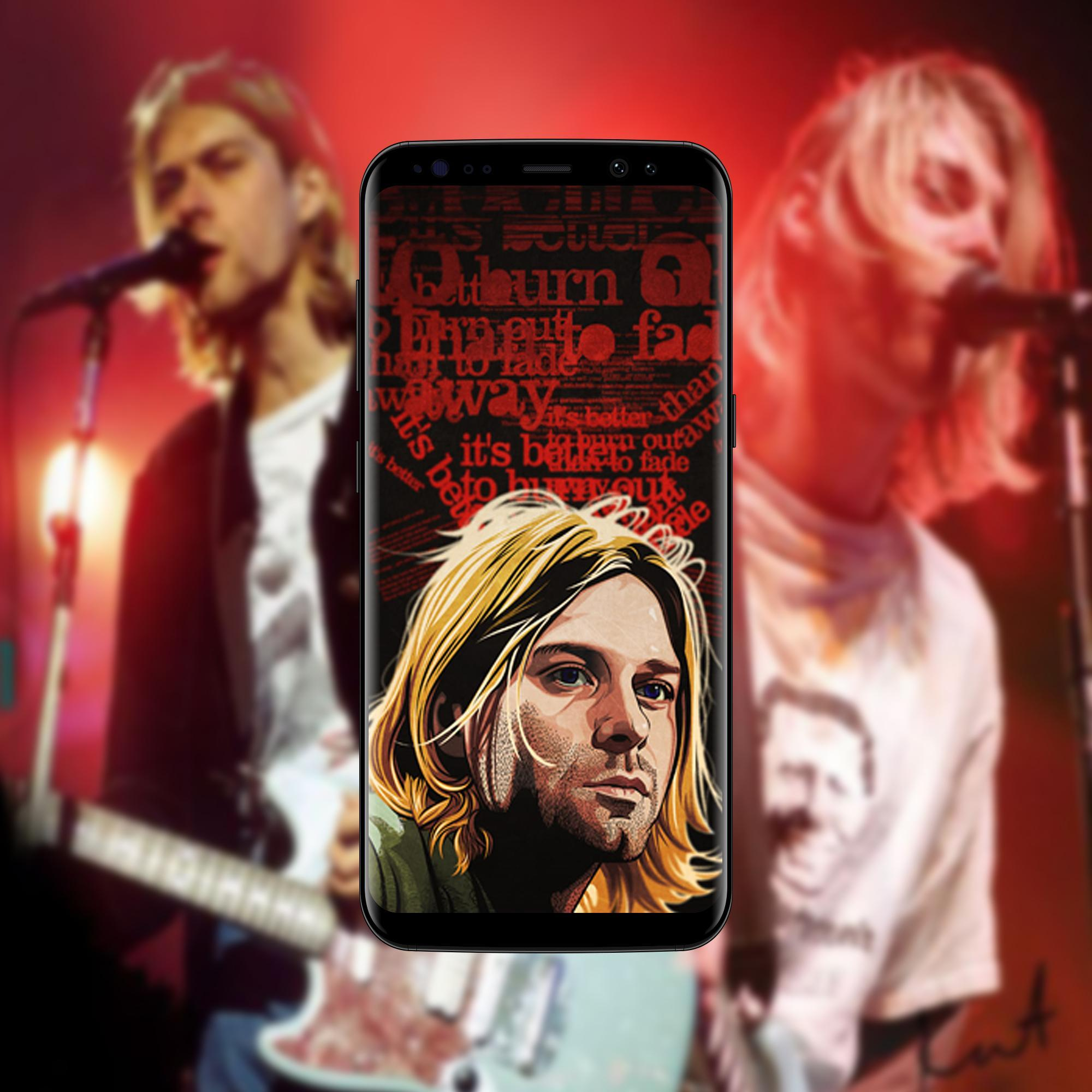 Kurt Cobain Wallpaper For Android Apk Download