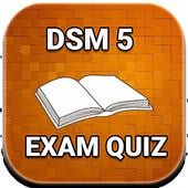 DSM 5 MCQ Exam Quiz icon