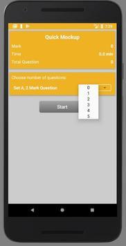DSM 5 MCQ Exam Quiz screenshot 3