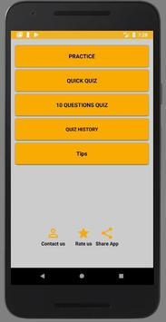DSM 5 MCQ Exam Quiz poster