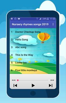 nursery rhymes songs screenshot 1