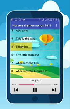 nursery rhymes songs screenshot 3