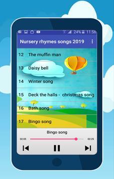 nursery rhymes songs screenshot 4
