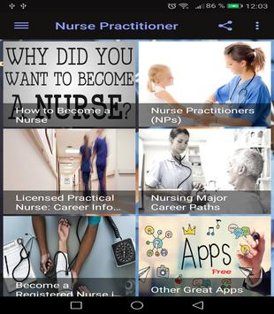 To Become a Nurse poster