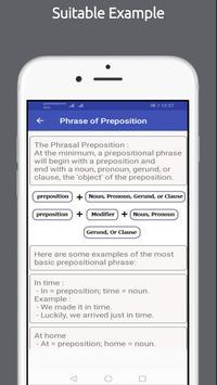 Preposition - English Grammar screenshot 2