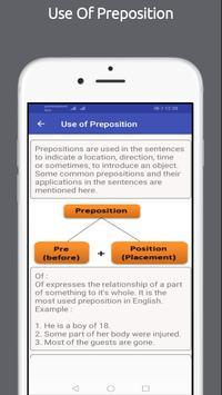 Preposition - English Grammar screenshot 3