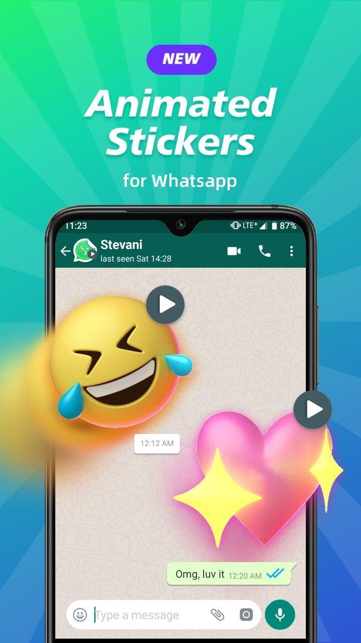 Animated Sticker Maker For Android Apk Download