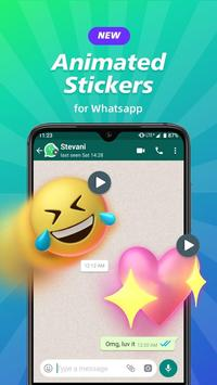Animated Sticker Maker Cartaz