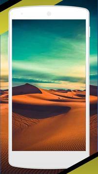 Desert Lock Screen screenshot 2
