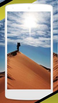 Desert Lock Screen screenshot 4