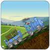 Oggy Train Adventure For Kids icon