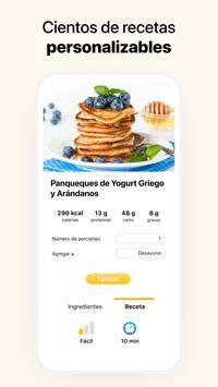 FITIA - Nutrición Inteligente. Baja de Peso Fácil 截圖 2