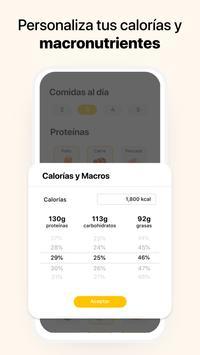 FITIA - Nutrición Inteligente. Baja de Peso Fácil 截圖 7