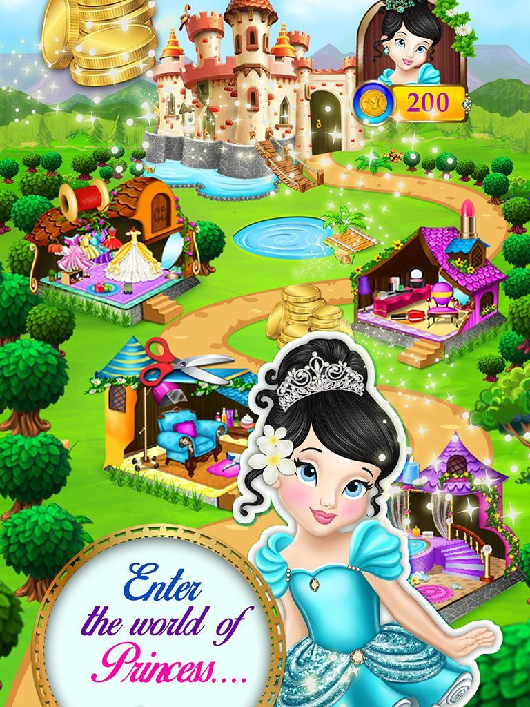 Princess Fashion Design Mania For Android Apk Download
