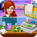 Bank Cashier and ATM Machine Simulator APK Android