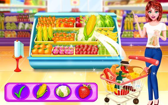 Supermarket Girl Cashier Game - Grocery Shopping screenshot 10