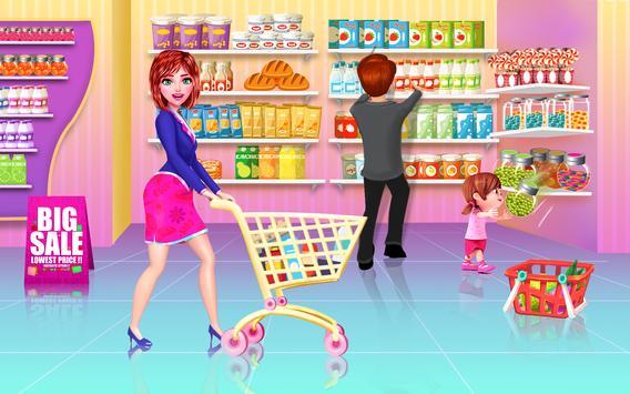Supermarket Girl Cashier Game - Grocery Shopping screenshot 7