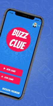 Buzz Clue - A Multiplayer Taboo Style Party Game 截图 1