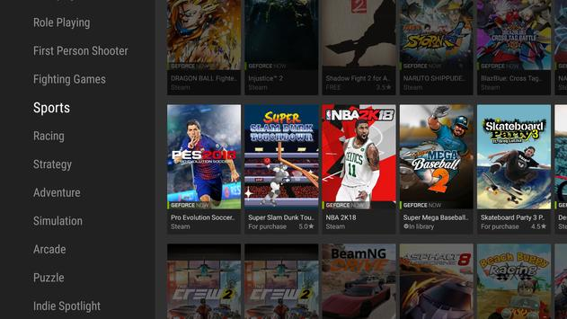NVIDIA Games screenshot 5