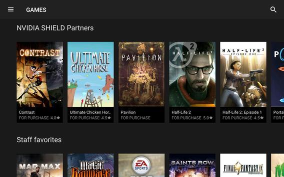 NVIDIA Games screenshot 12