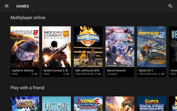 NVIDIA Games screenshot 14
