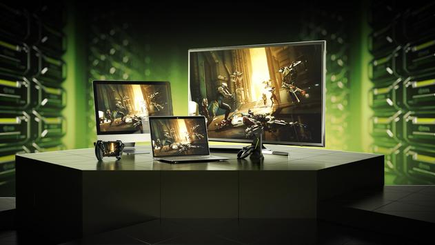 NVIDIA GeForce NOW poster