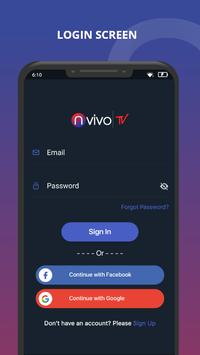 nvivoTV screenshot 1