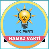 AK Parti Namaz Vakti icon